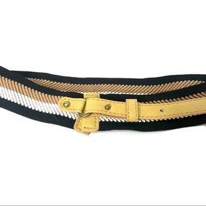 3/$15 Striped Loft Stretch Belt